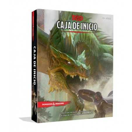 Caja de Inicio Dungeons and Dragons 5ªedición