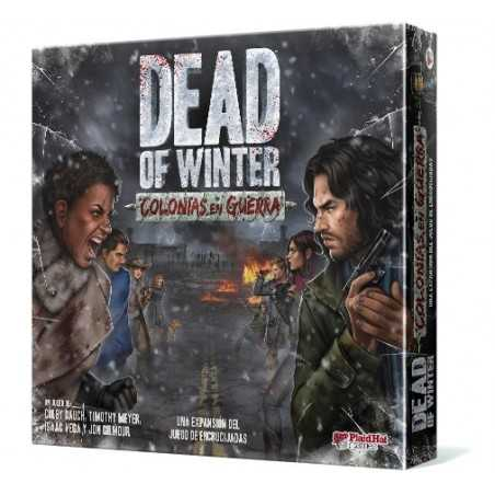 Dead of Winter Colonias en Guerra
