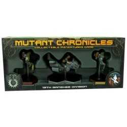Mutant Chronicles Warpack 13th Banshee Division