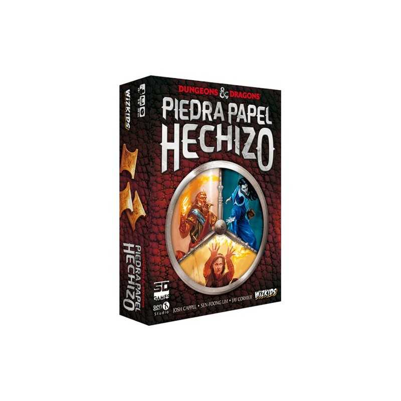 Piedra Papel Hechizo (+ PROMO) Dungeons and Dragons