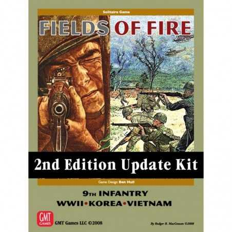 Fields of Fire 2nd edition Upgrade Kit