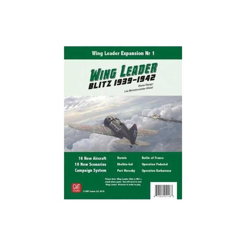 Wing Leader Blitz 1939-1942 expansion