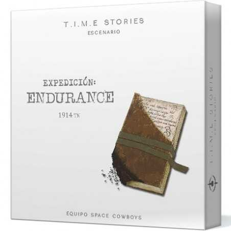 TIME STORIES Expedición Endurance