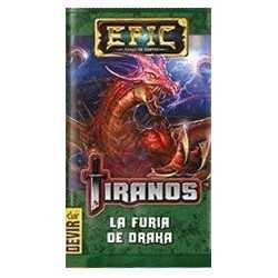 Tiranos DRAKA expansión Epic