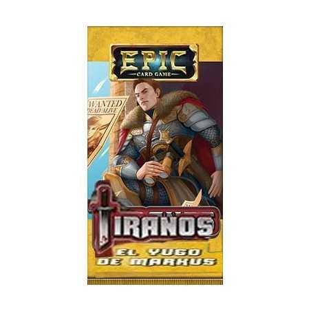 Tiranos YUGO DE MARKUS expansión Epic