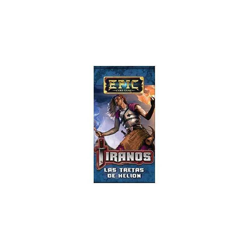Tiranos LAS TRETAS DE HELION expansión Epic