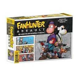 Fanhunter Assault El juego de cartas