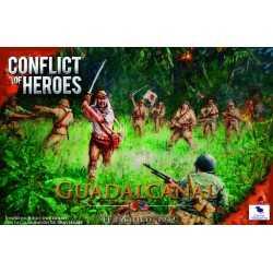 Conflict of Heroes GUADALCANAL El Pacífico 1942