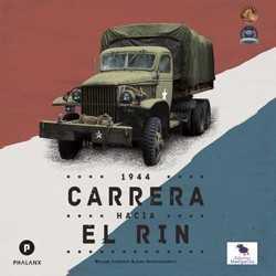 1944 Carrera hacia el Rín