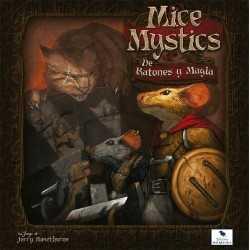 Mice and Mystics De Ratones y Magia + MINIS PROMO