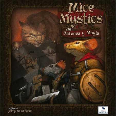 Mice and Mystics De Ratones y Magia 2ª edición + MINIS PROMO