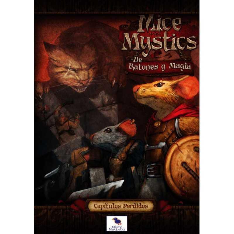 Capítulos perdidos Mice and Mystics De Ratones y Magia