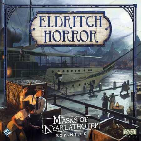 Masks of Nyarlathotep Eldritch Horror (English)