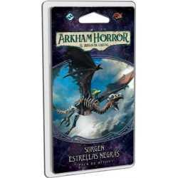 Surgen estrellas negras camino a Carcosa Arkham Horror