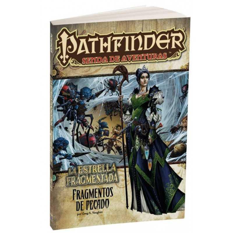 Pathfinder La estrella fragmentada 1 fragmentos de pecado