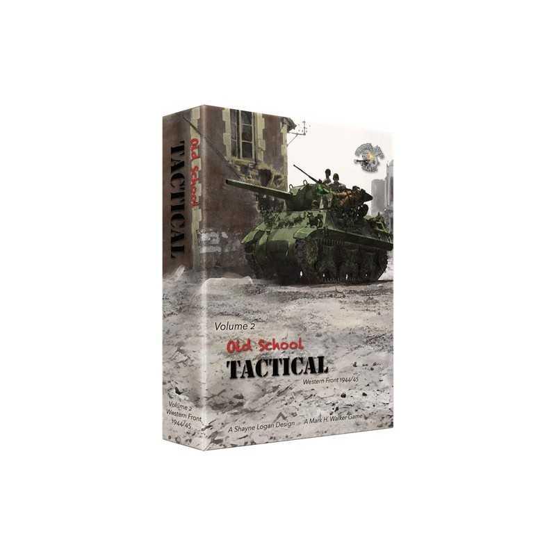 Old School Tactical Volume 2 West Front 1944-45