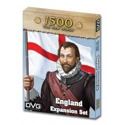 1500: The New World England Expansion