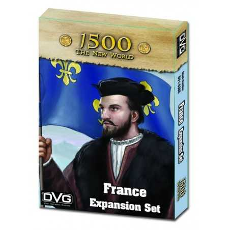 1500: The New World France Expansion