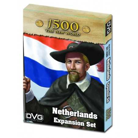 1500: The New World Netherlands Expansion