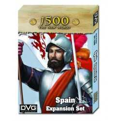 1500: The New World SPAIN Expansion