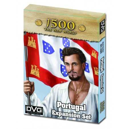 1500: The New World Portugal Expansion
