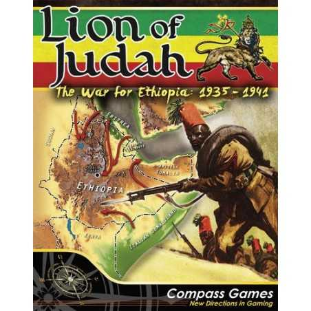 Lion of Judah The War for Ethiopia 1935-1941