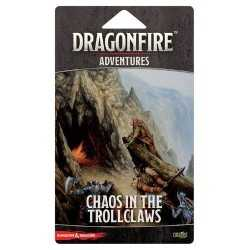 DragonFire Adventures The Trollclaws