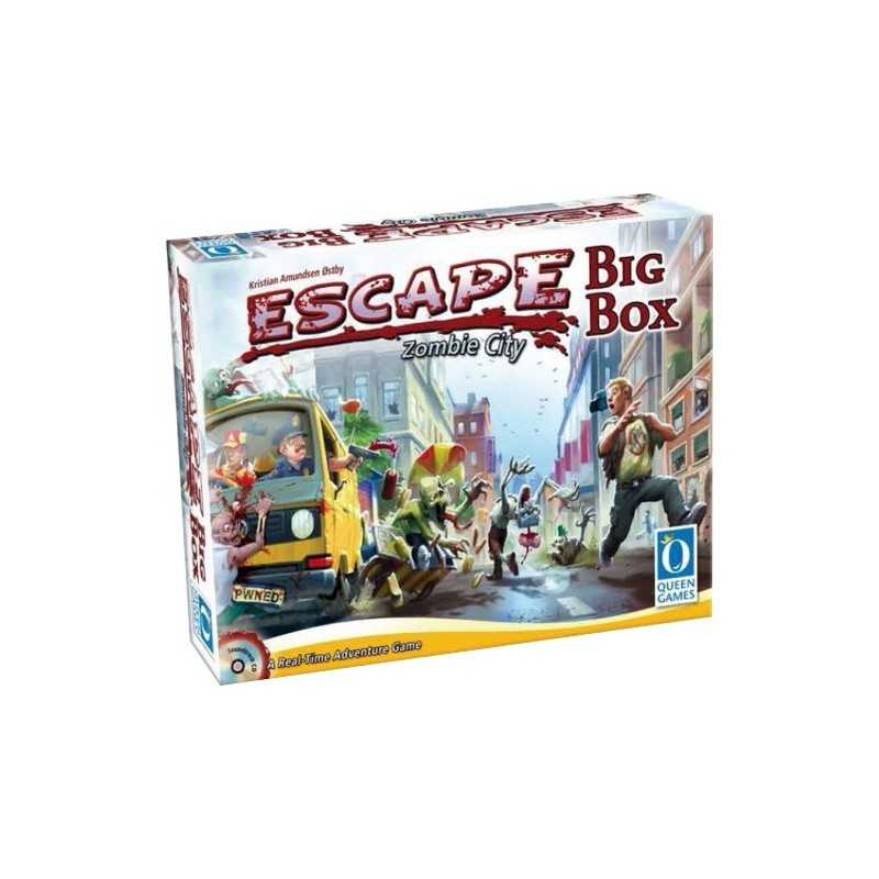 Escape Zombie City Big Box