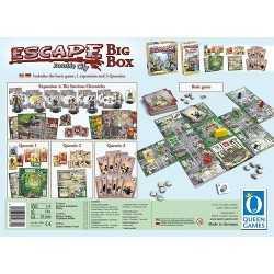 Escape Zombie City Big Box