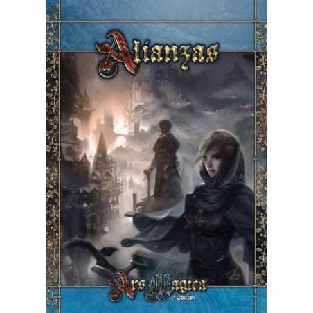 Alianzas expansión Ars Magica 5ª Edicion