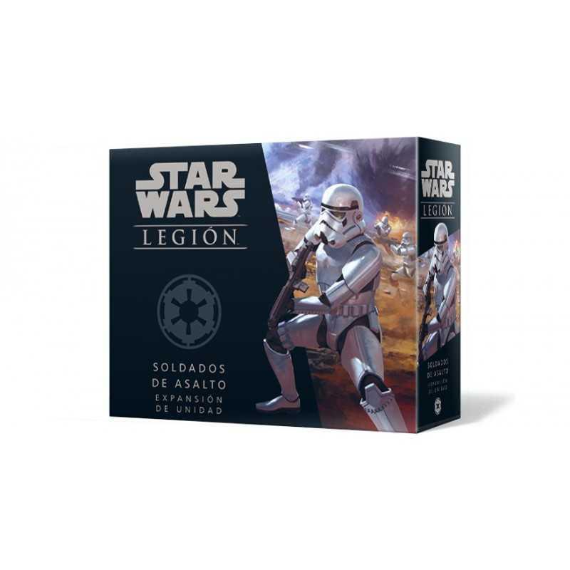 Soldados de asalto Star Wars Legión