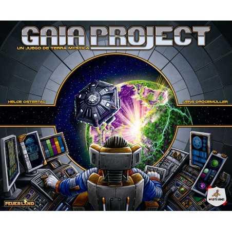 Gaia Project un juego de Terra Mystica