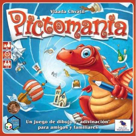 Pictomanía