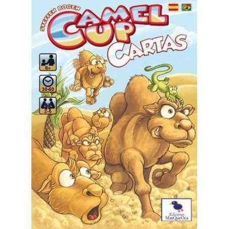 Camel Up El juego de Cartas
