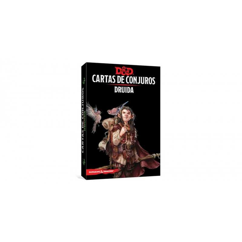 Cartas Bardo Dungeons and Dragons 5ªedición