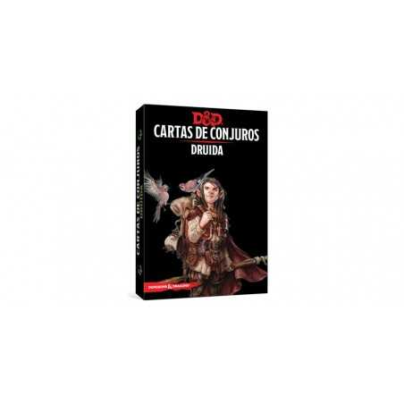 Cartas Druida Dungeons and Dragons 5ªedición