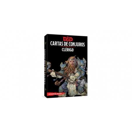 Cartas Clérigo Dungeons and Dragons 5ªedición
