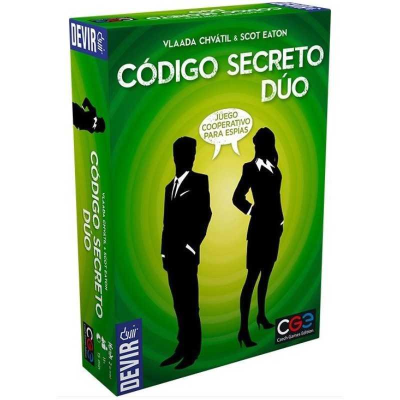 Código secreto Dúo