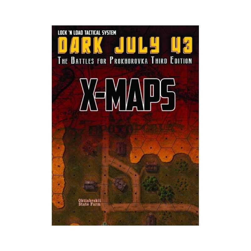 DARK JULY X-Maps Lock 'n Load Tactical