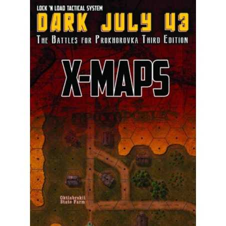 DARK JULY 43 X-Maps Lock 'n Load Tactical