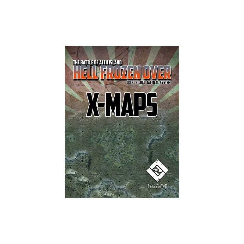 Hell Frozen Over X-Maps Lock 'n Load Tactical