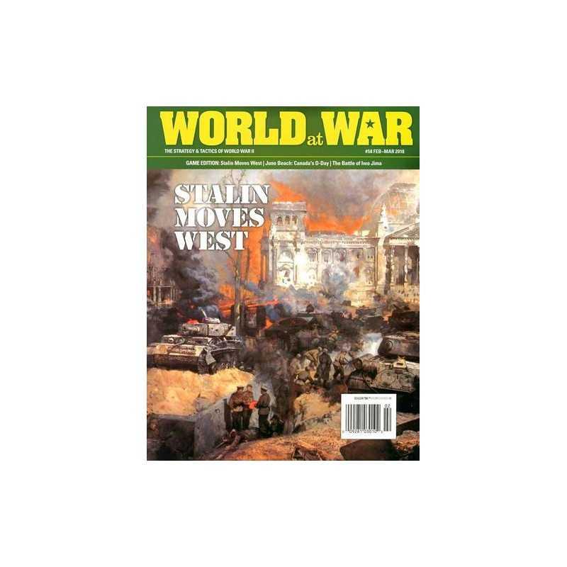 World at War 58 Stalin Moves West