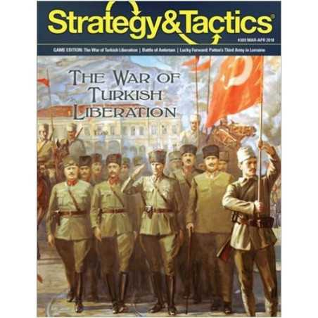 Strategy & Tactics 309 War of Turkish Liberation