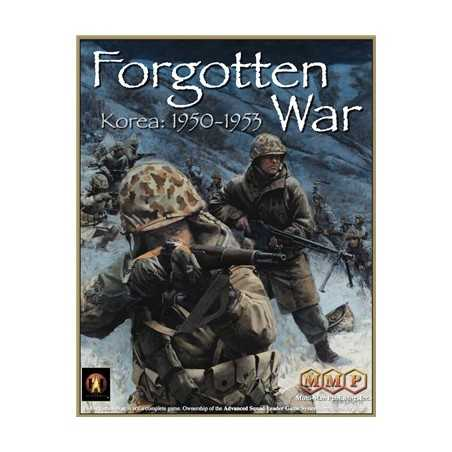 Forgotten War Korea 1950-1953 ASL