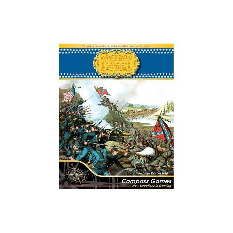 Battle Hymn Vol.1 Gettysburg and Pea Ridge