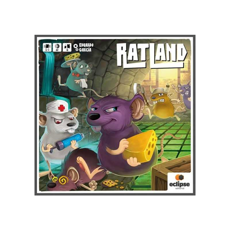 RatLand (edición Kickstarter)