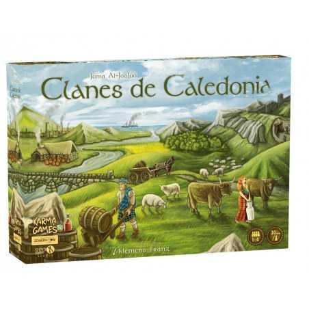 Clanes de Caledonia