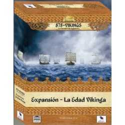 878 Vikings La Edad Vikinga Expansion