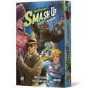Ciencia ficción por partida doble Smash Up expansión