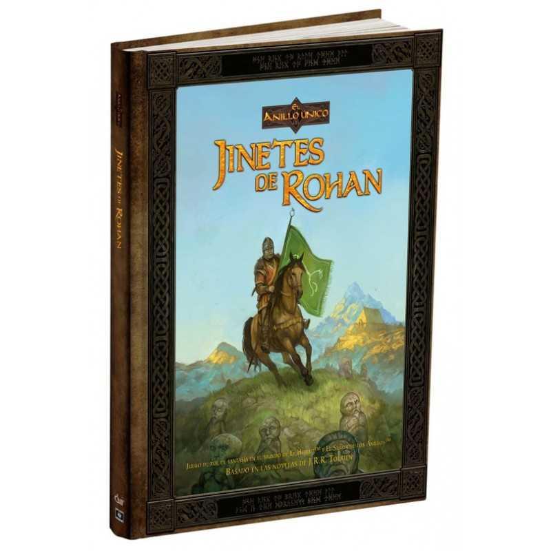 El Anillo único Jinetes de Rohan